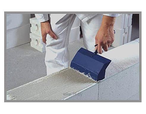 Клей для газосиликатных и газобетонных блоков.
